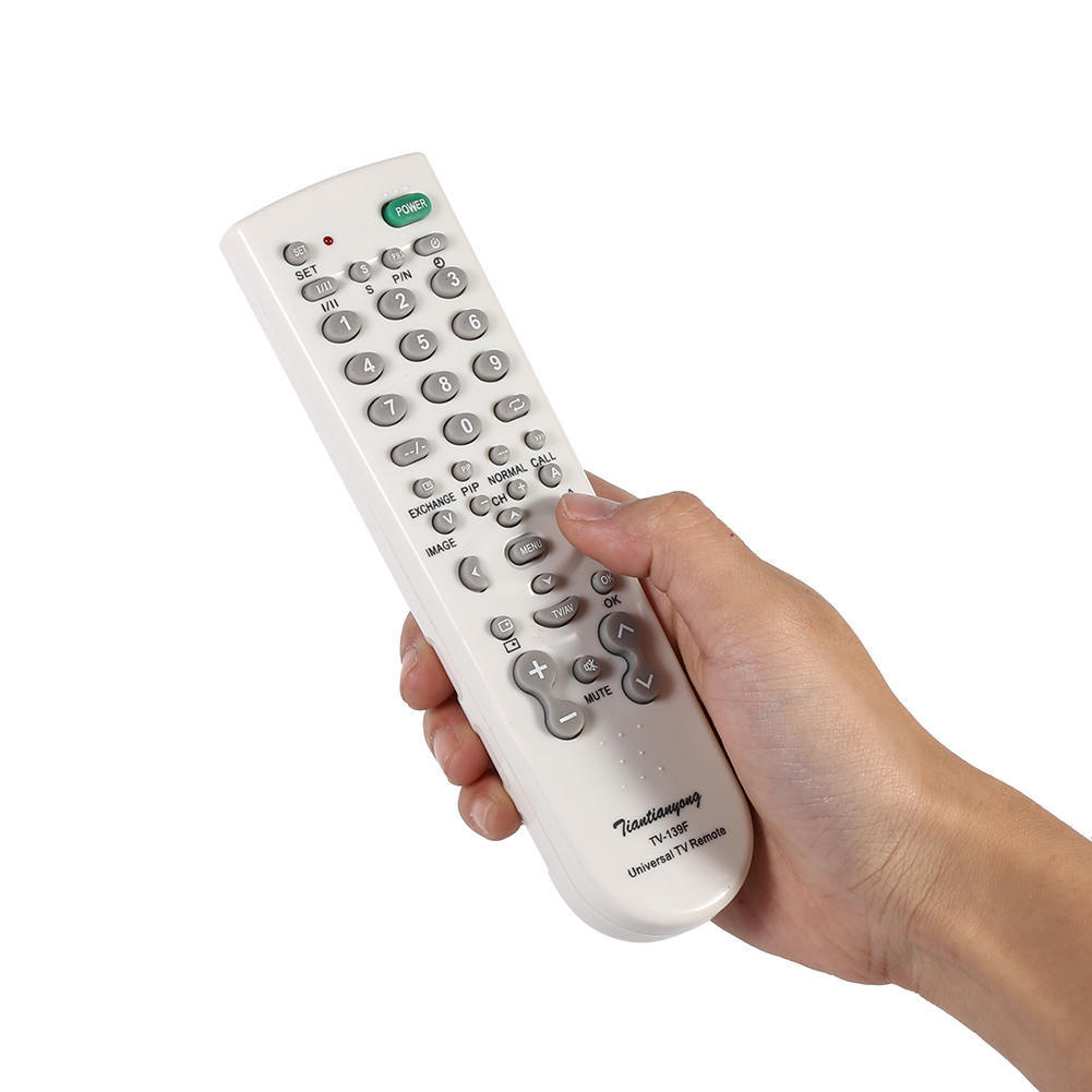 Universal Replacement TV Remote Control For Various Smart ...