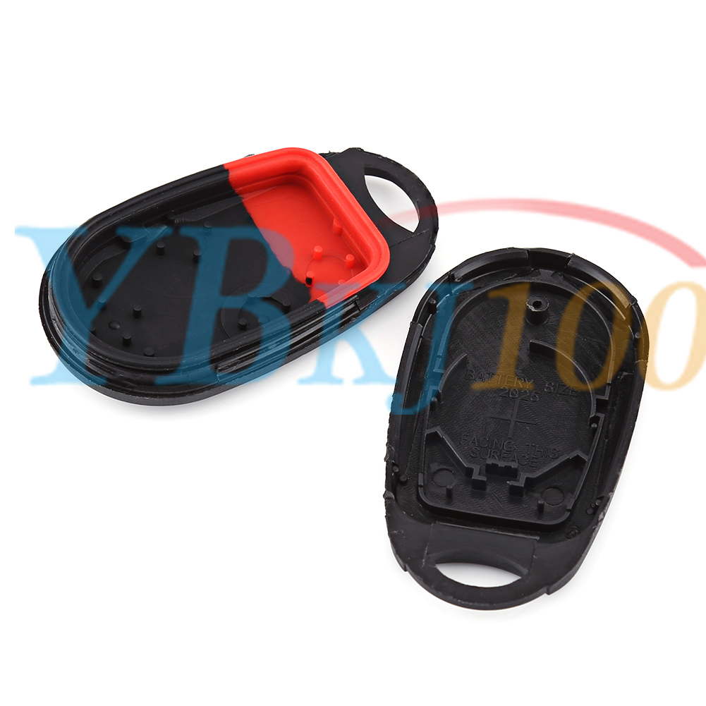 Infiniti G20 Battery: Car Replacement Remote Key Shell Case Fob 4 Buttons For