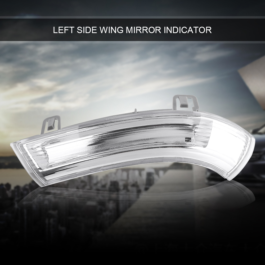Where Is My Part Number On Car Win Mirror