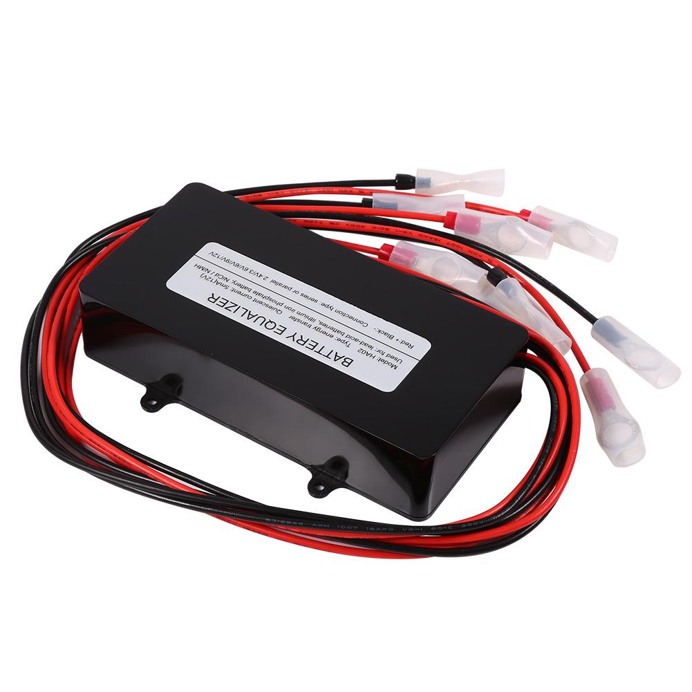 Solar System Battery Equalizer Battery Balancer Reverse Polarity Protection 48V