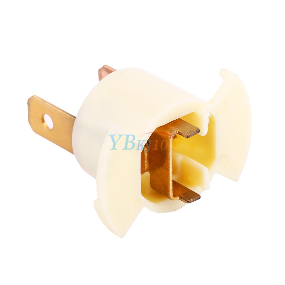H1 Halogen Headlight Bulb Socket Holder For Honda CR-V