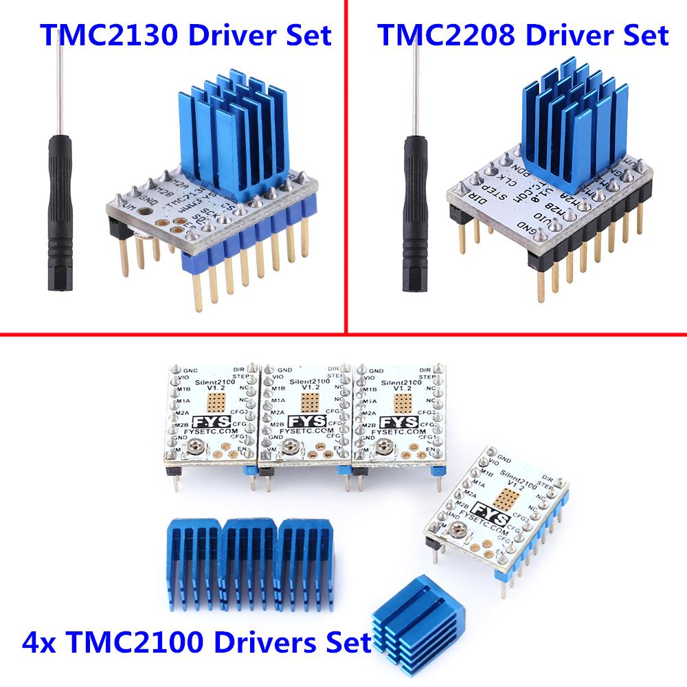 Details about TMC2130 TMC2208 TMC2100 Stepper Motor Driver Module fr 3D  Printer CNC Engraving