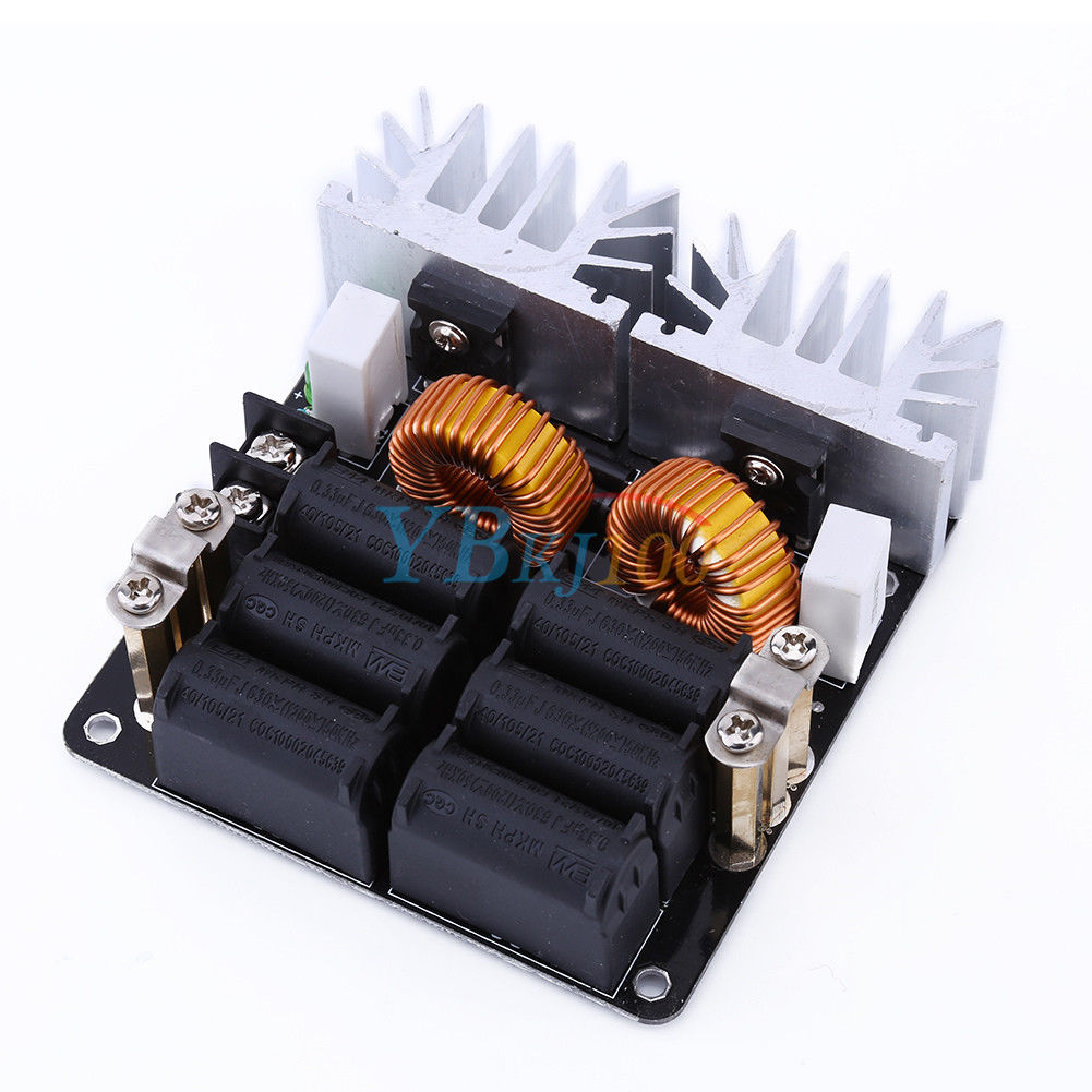 Induction Heating Circuits 1000w Zvs Low Voltage Board Module Flyback Driver Heater Diy