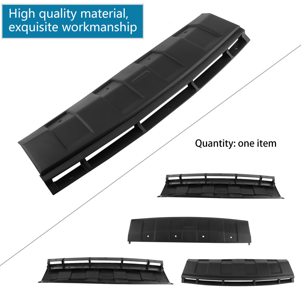 For LAND ROVER LR3 05-09 Front Bumper Towing Eye Cover Panel DPC500123PCL