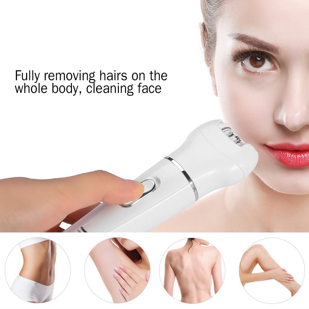 Hairremovalforwomen Info: 5 In 1 Hair Removal Women Electric Epilator Facial Machine