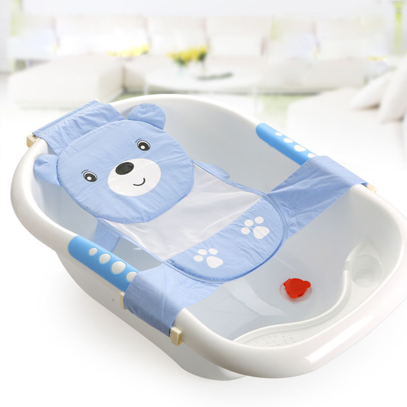 Infant Newborn Toddler Tub Sling Baby Bath Seat Shower Bathing ...