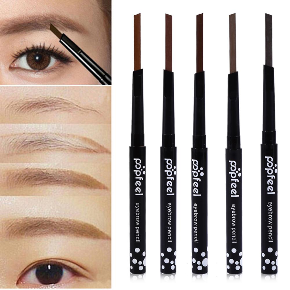 Waterproof Longlasting Eye Brow Eyeliner Eyebrow Pen Pencil Makeup