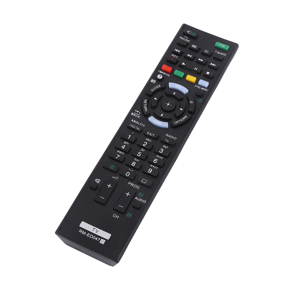 sony tv remote control replacements