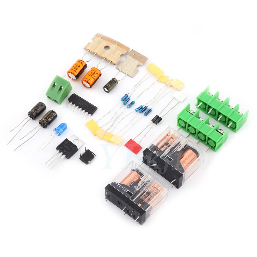 Ac 12 24v Circuit Speaker Protection Board Diy Amplifier Components Loudspeaker Is Really Simple Relay Kits