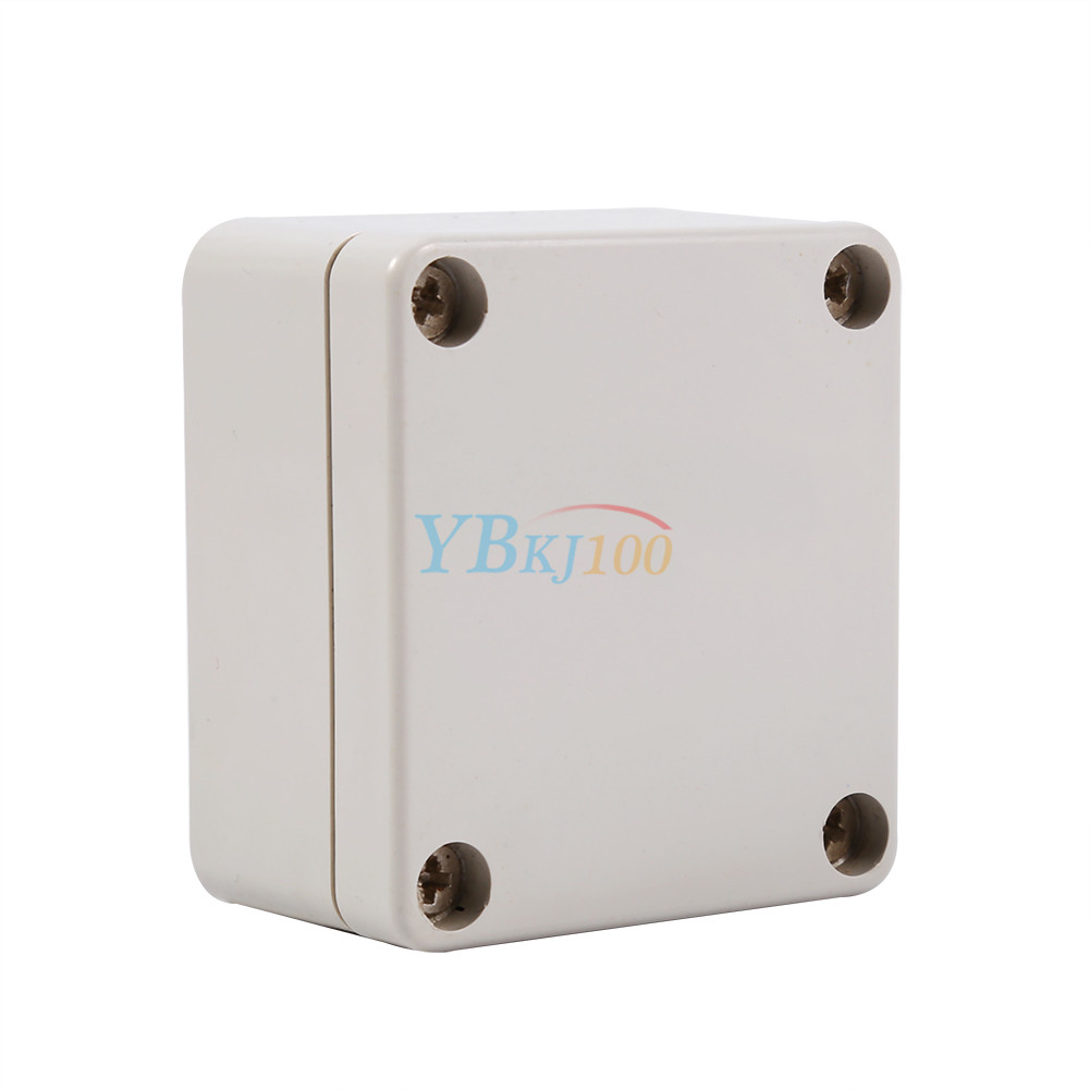 Ip66 Waterproof Junction Box 65x60x35mm Connection Outdoor Terminal Telephone Wiring Cover Ob
