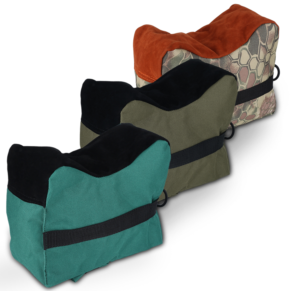Shooting Front & Rear Bench Rest Bags Range Target Hunting ...