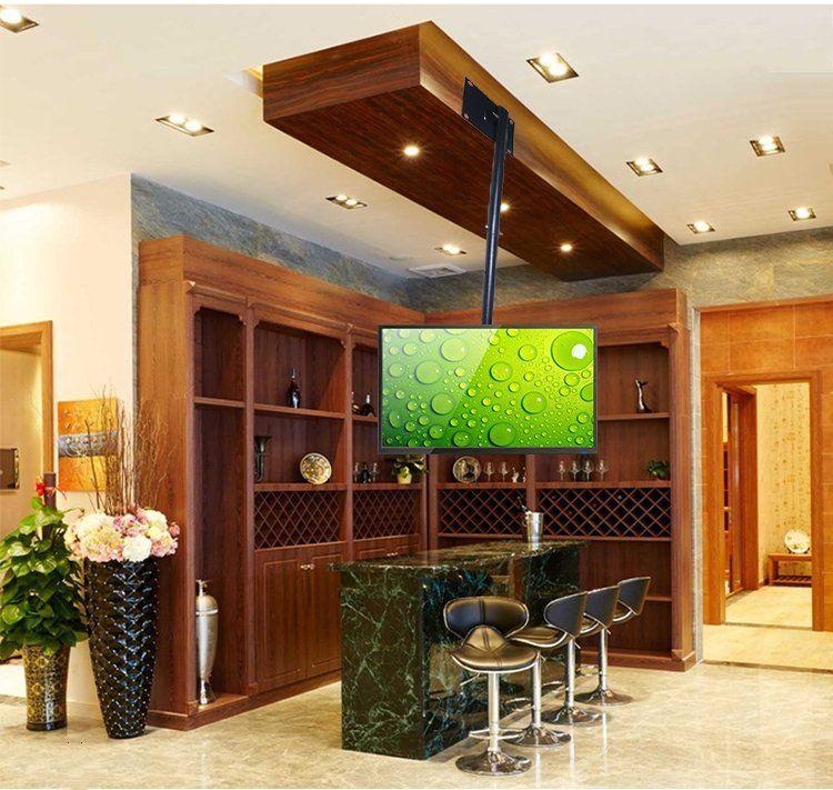 26 32 zoll led tv deckenhalterung fernseher halterung 360 drehbar schwenkbar mj ebay. Black Bedroom Furniture Sets. Home Design Ideas