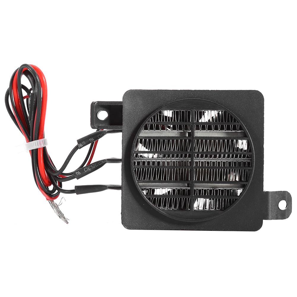 Portable Constant Temperature Ptc Fan Car Electric Heater