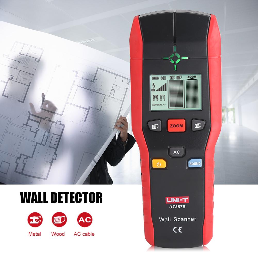 Profi Handheld Wand Detektor Scanner Metalldetektor AC Kabelfinder ...
