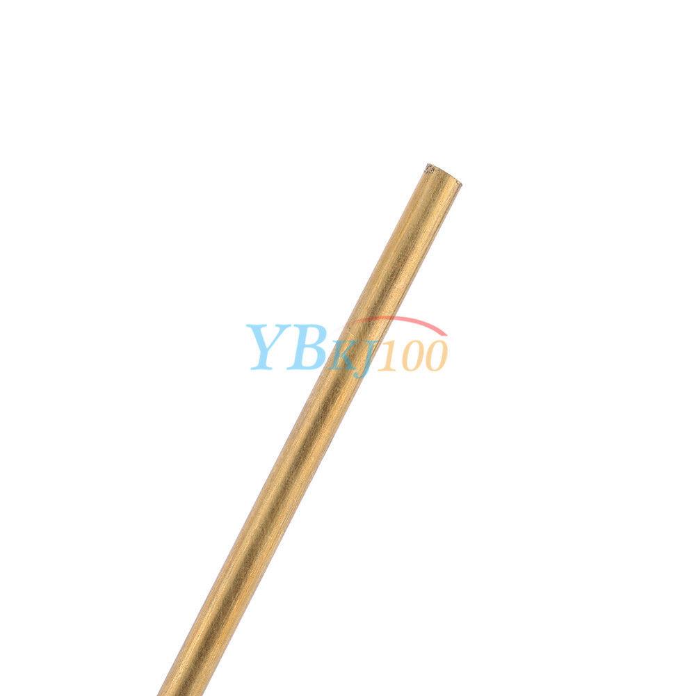 Brass Pipe Copper Pipe Copper Tube2mm 3mm 4mm 5mm Long 300mm Wall 0.5mm HU