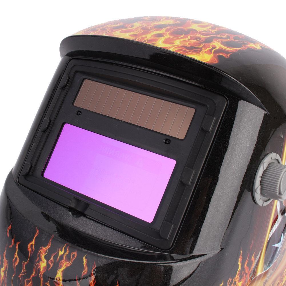 AUTOMATIK Schweißhelm Solar Schweißschirm Schweißschutz Schweißmaske BG 02