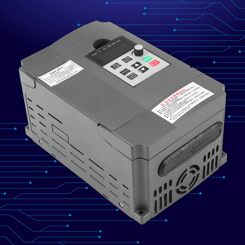 220v variable frequency drive vfd speed controller for 3 for Three phase motor speed control