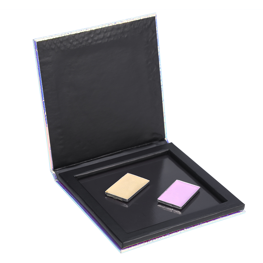 Empty Eyeshadow Blush Cosmetics Palette Gradient Color Magnetic Makeup  Storage