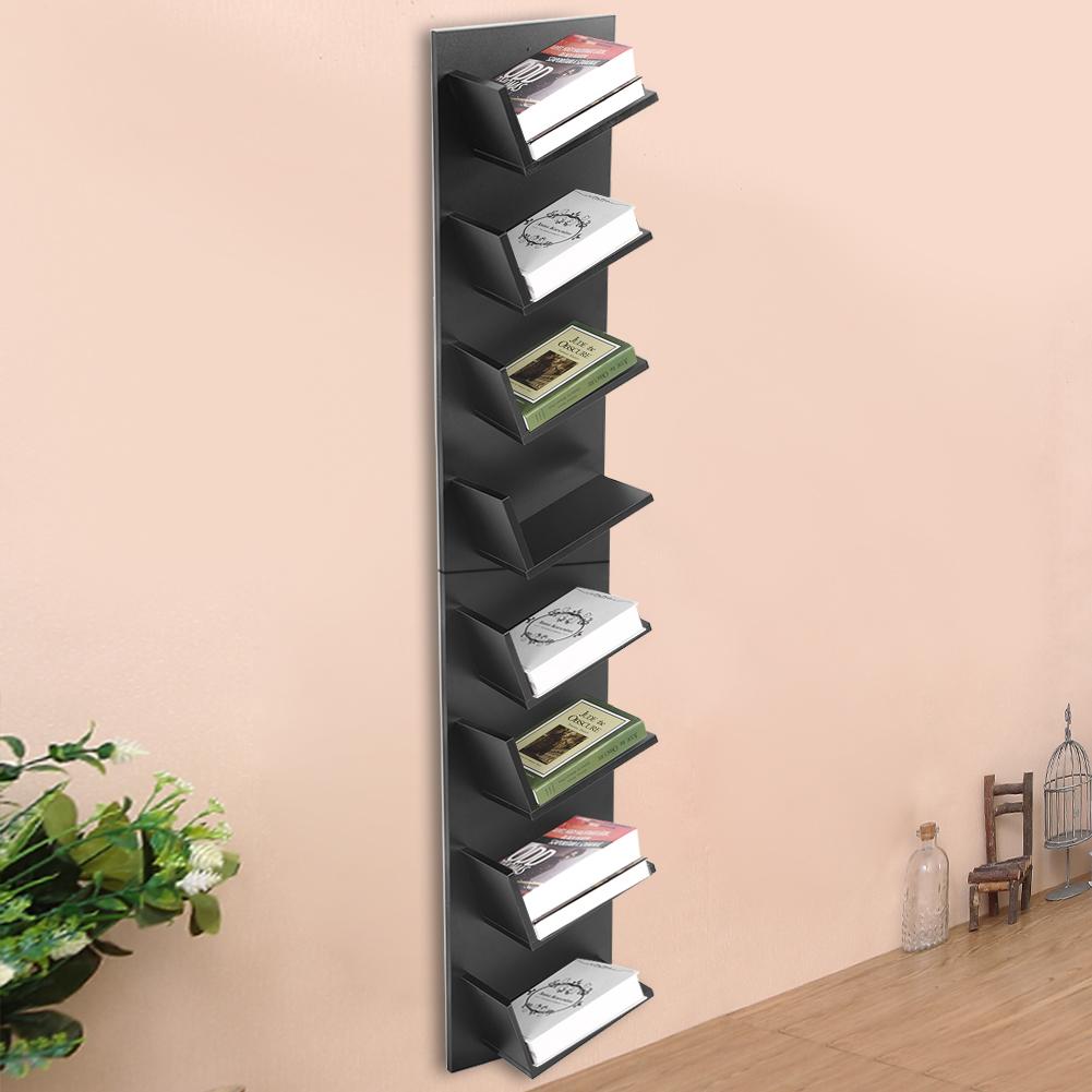 corner wall shelves 8 9 tier display storage shelf mount. Black Bedroom Furniture Sets. Home Design Ideas