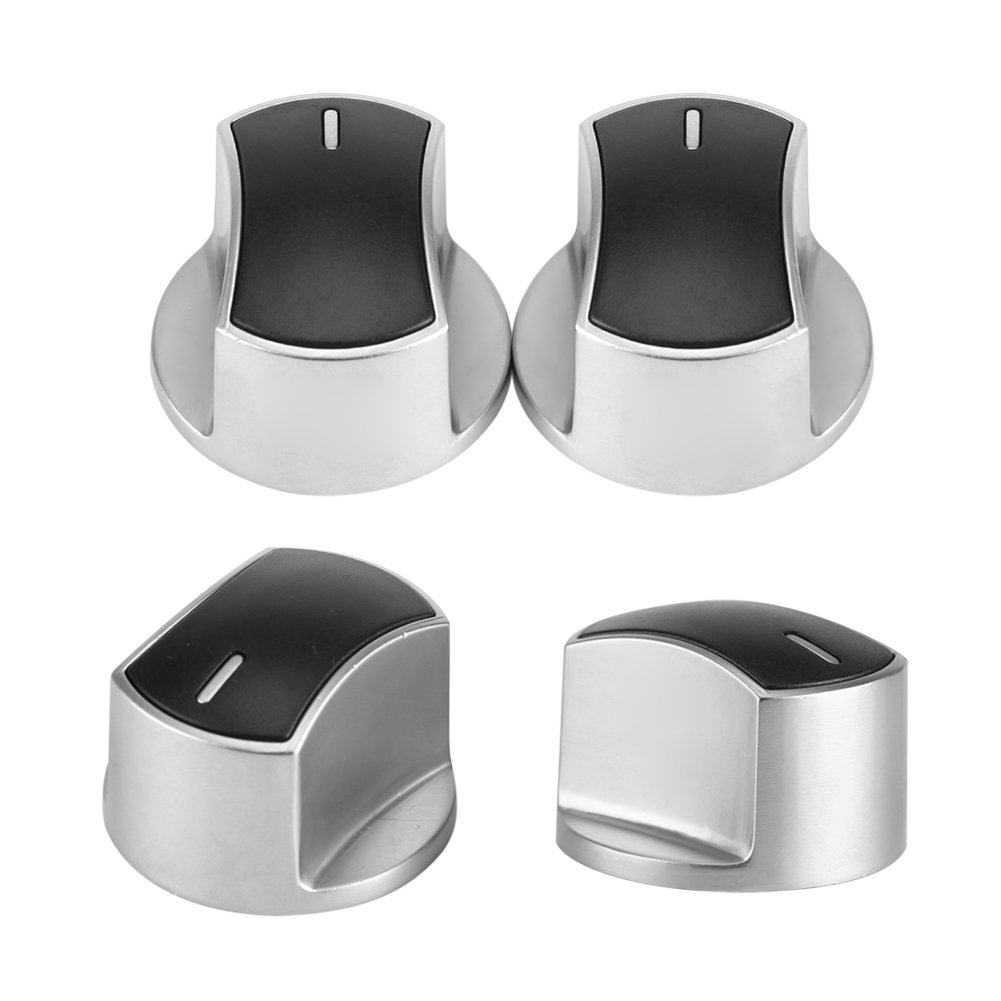 2pcs Stoves Belling Cooker Oven Hob Control Knobs