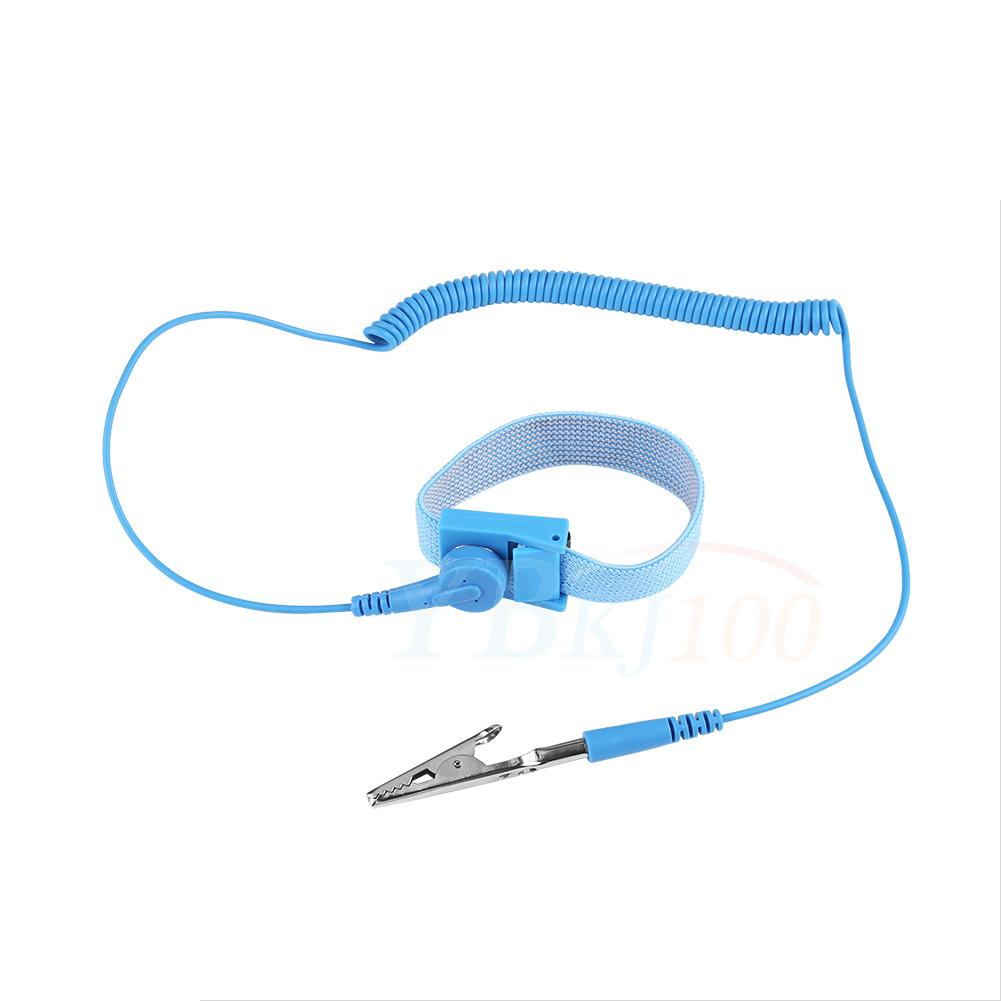 Electrostatic Discharge Anti Static Wrist Strap Ground