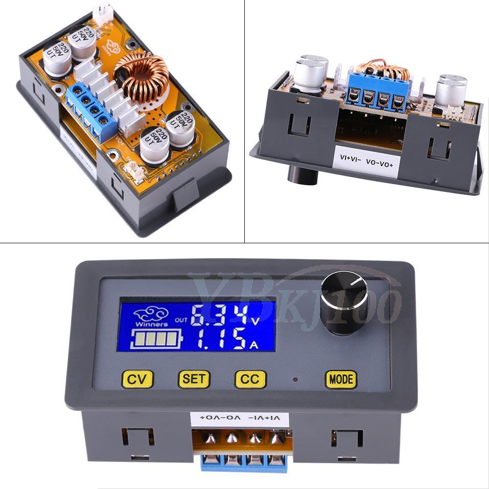 CC CV 160W 5A LCD Display Step Down Power Supply Buck Module DC-DC 6V-32V 0V-32V
