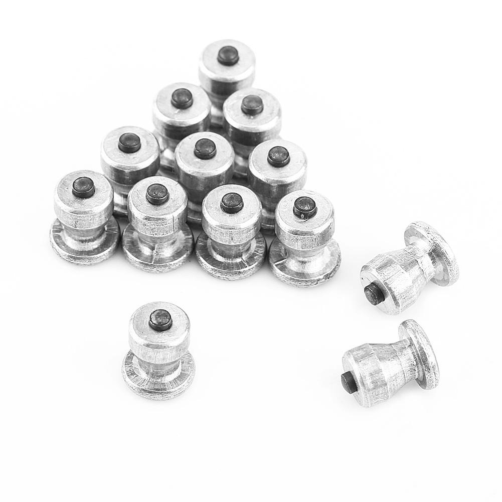 100pcs 8mm screw in tire stud anti