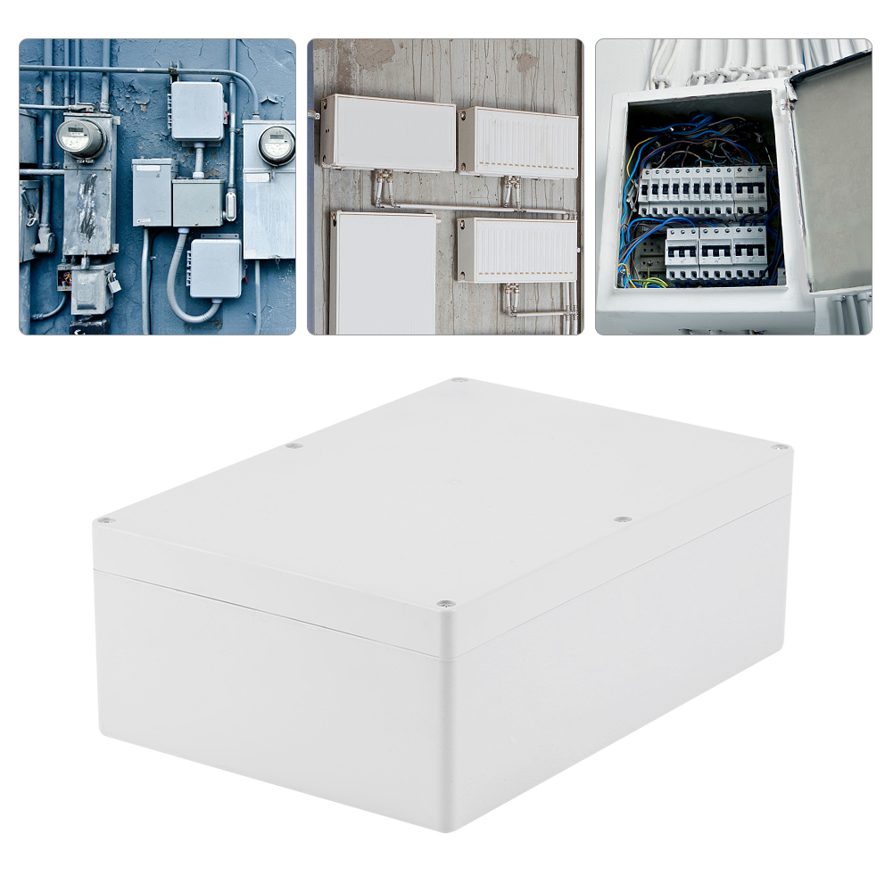 263*185*95mm Water-resistant Plastic Enclosure Project ... on Outdoor Water Softener Enclosure  id=66880