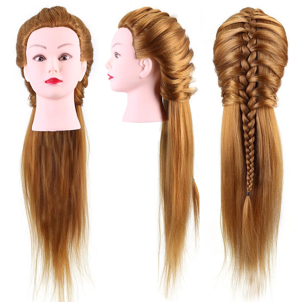 Salon Hair Hairdressing Practice Training Head Mannequin