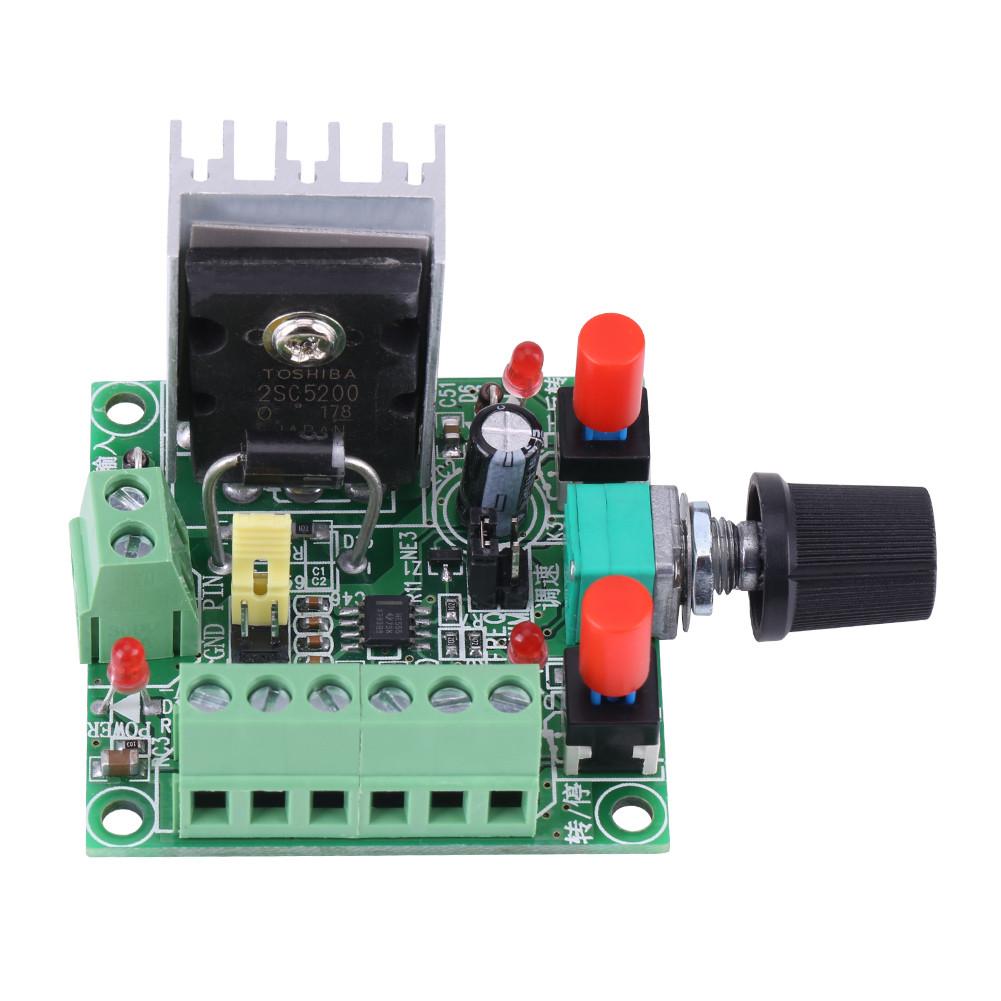 Stepper Motor Driver Controller PWM Pulse Signal Generator Speed Control MF