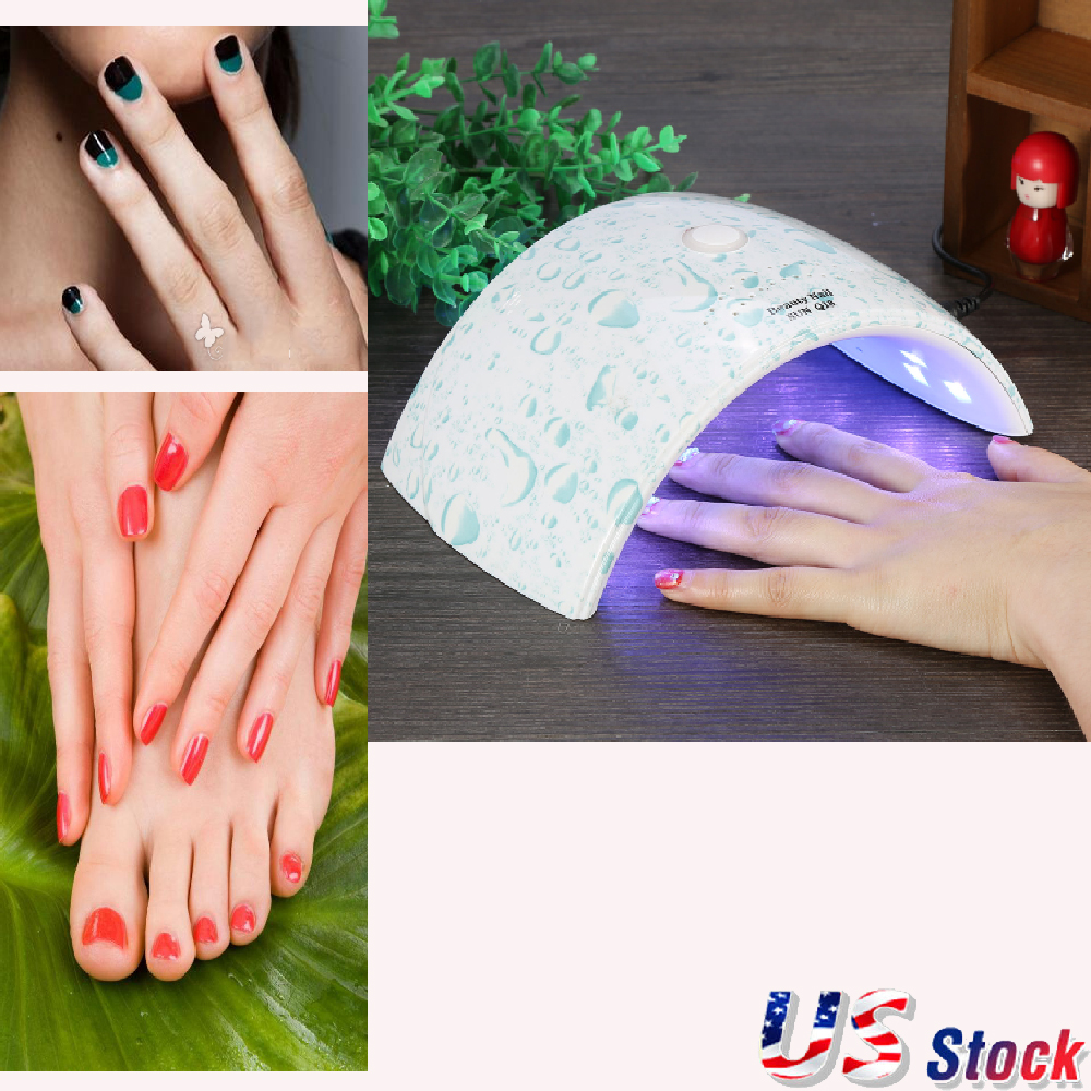 Professional 36W 18LED UV Lamp Nail Polish Dryer LED Light Drying ...