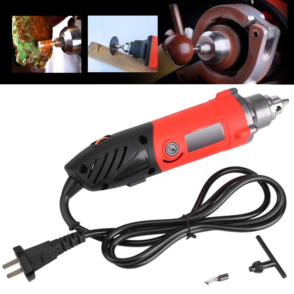 Hi Speed Electric Die Grinder Cut Off Tool ~ V w electric mini die drill grinder variable speed
