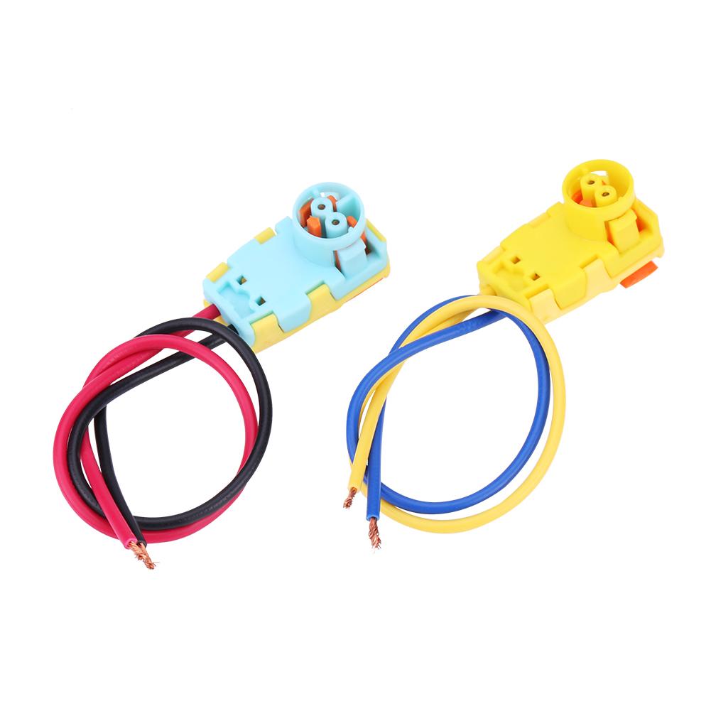 Pair Airbag Clockspring Wire Clock Spring Plug Connector For Focus Ford Wiring 2x Car Sonata Verano Volt