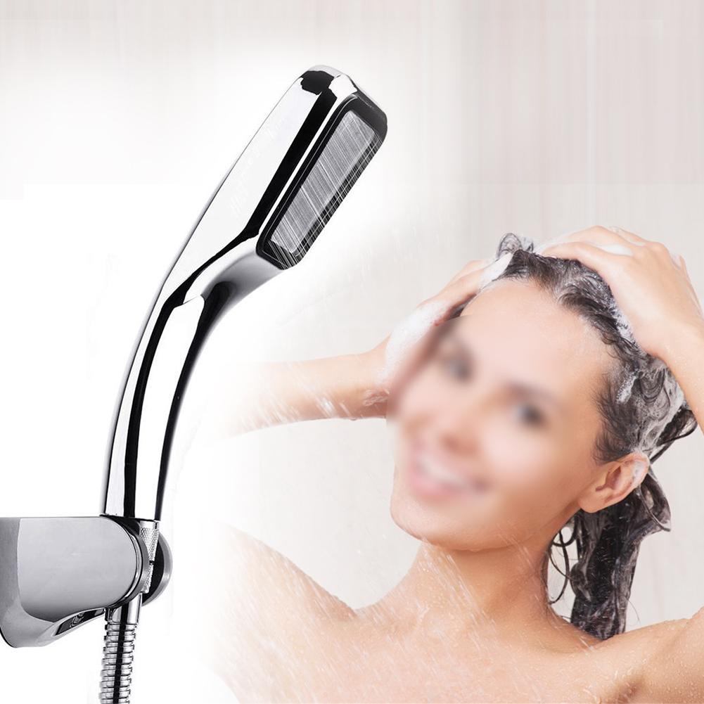 ABS Showers Head Handheld Water Saving Bath Nozzle Sprinkler Sprayer ...
