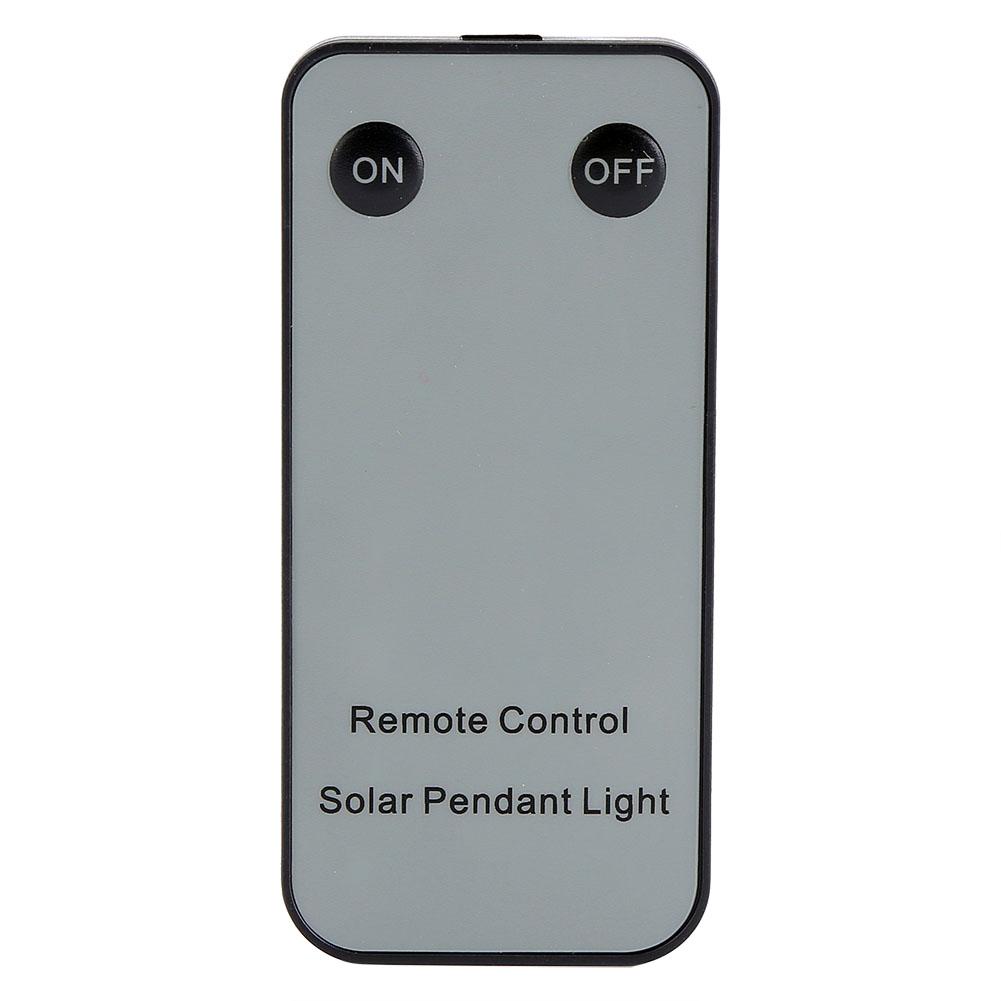 Garden Solar Pendant Light Bright Led Lighting Remote