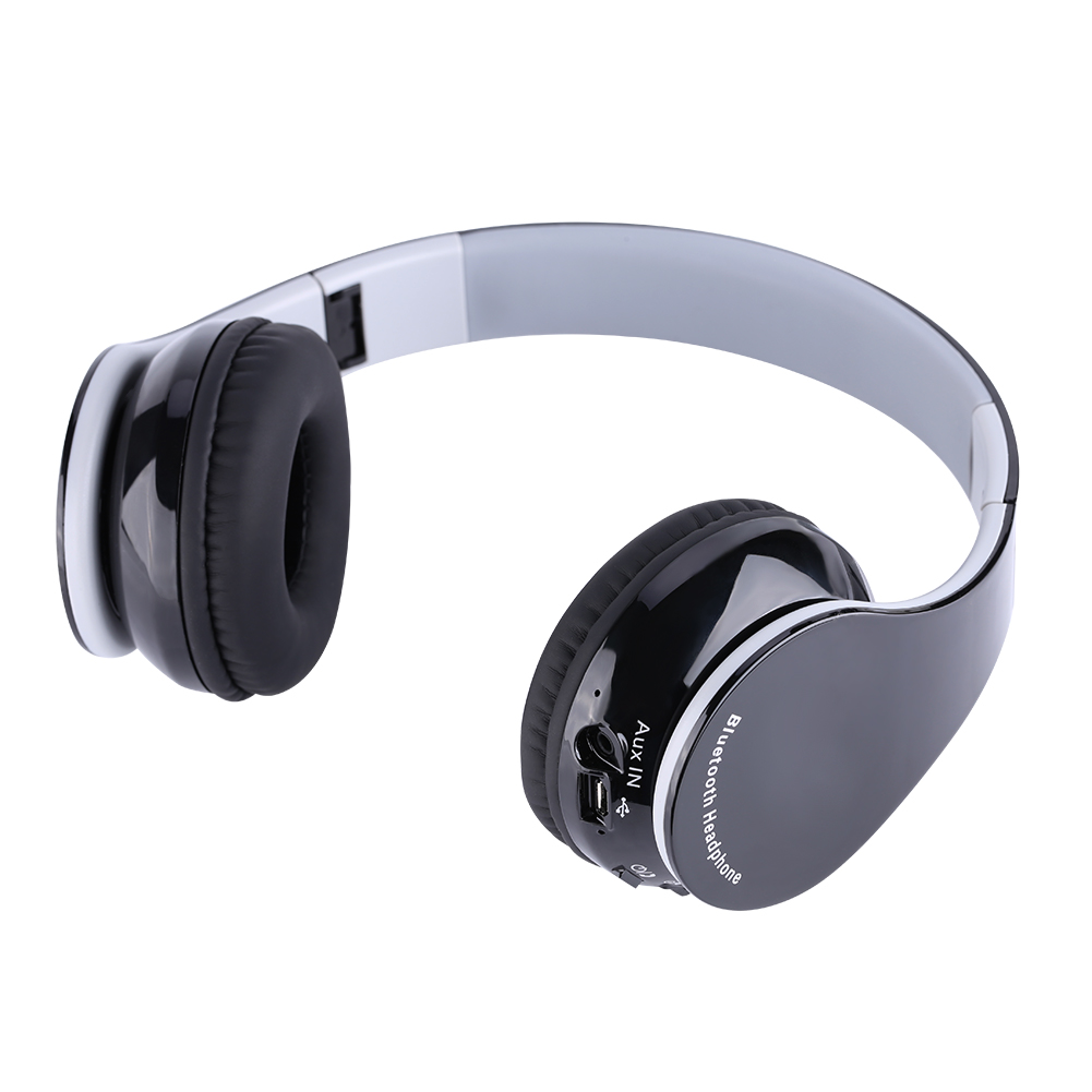 bluetooth4 1 gaming bass hifi stereo headset headphone. Black Bedroom Furniture Sets. Home Design Ideas