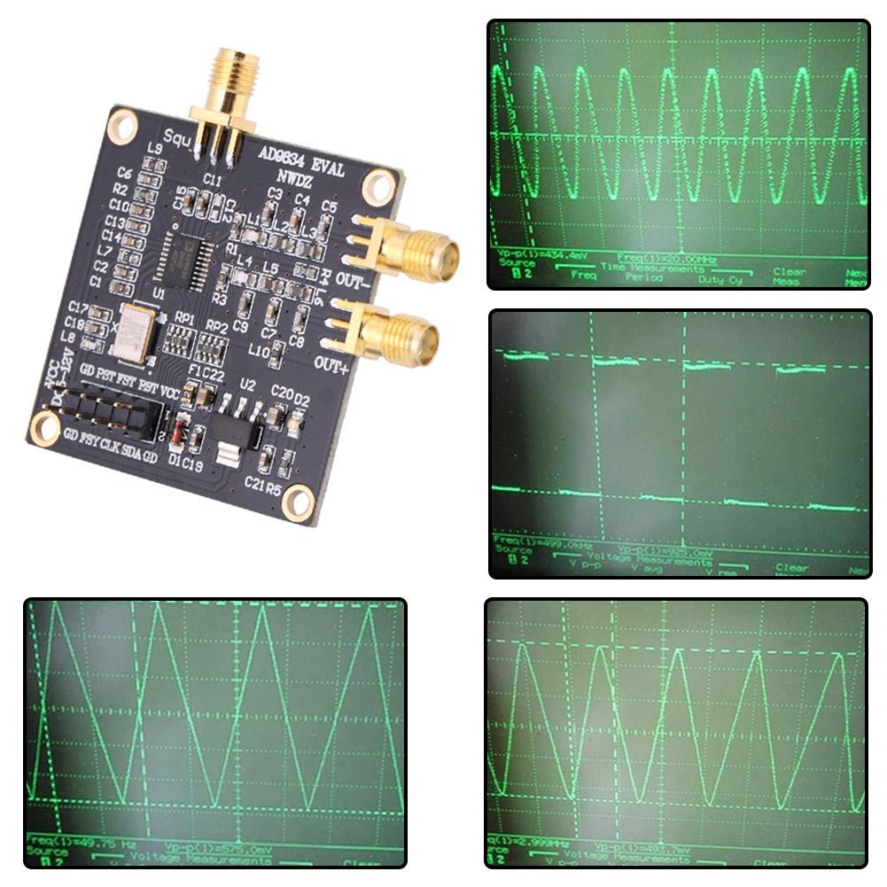 1pc Ad9834 Dds Signal Generator Module Sine Triangle Square Wave Squarewave Circuit Stw