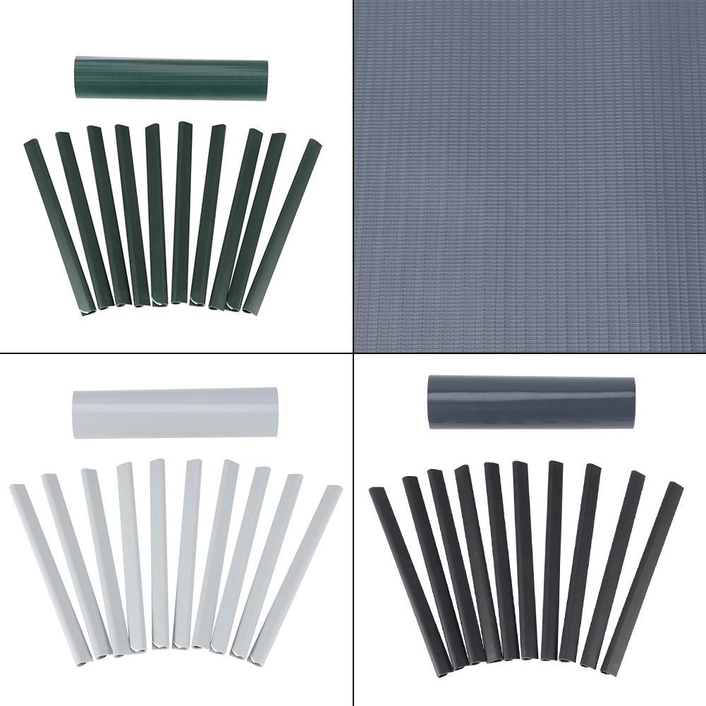 35m zaunfolie sichtschutz windschutz garten blickschutz. Black Bedroom Furniture Sets. Home Design Ideas