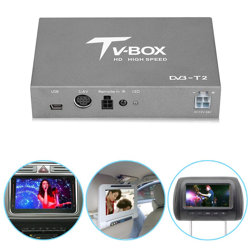 hd dvb t2 car mobile digital tv box mpeg 1 receiver. Black Bedroom Furniture Sets. Home Design Ideas
