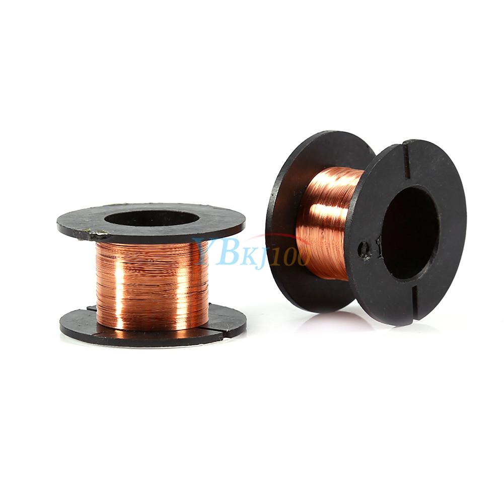 5pcs Soldering Magnet Solder Copper Wire Reel PPA Enamelled Repair ...