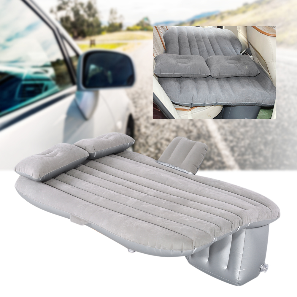 Inflatable Car Vehicle Mobile Air Bed Sleep Rest Mattress ...