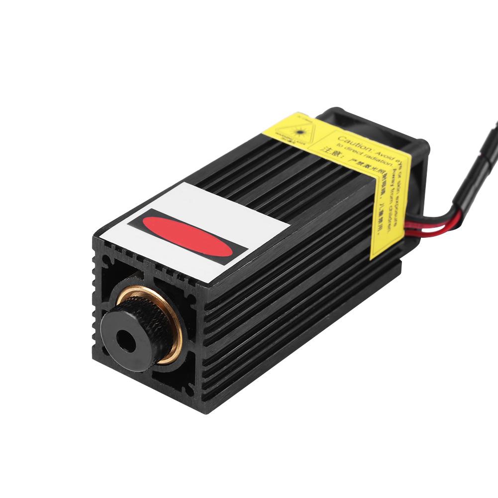 15w 450nm Blu Ray Laser Module Ttl Pwm With Fan For Laser