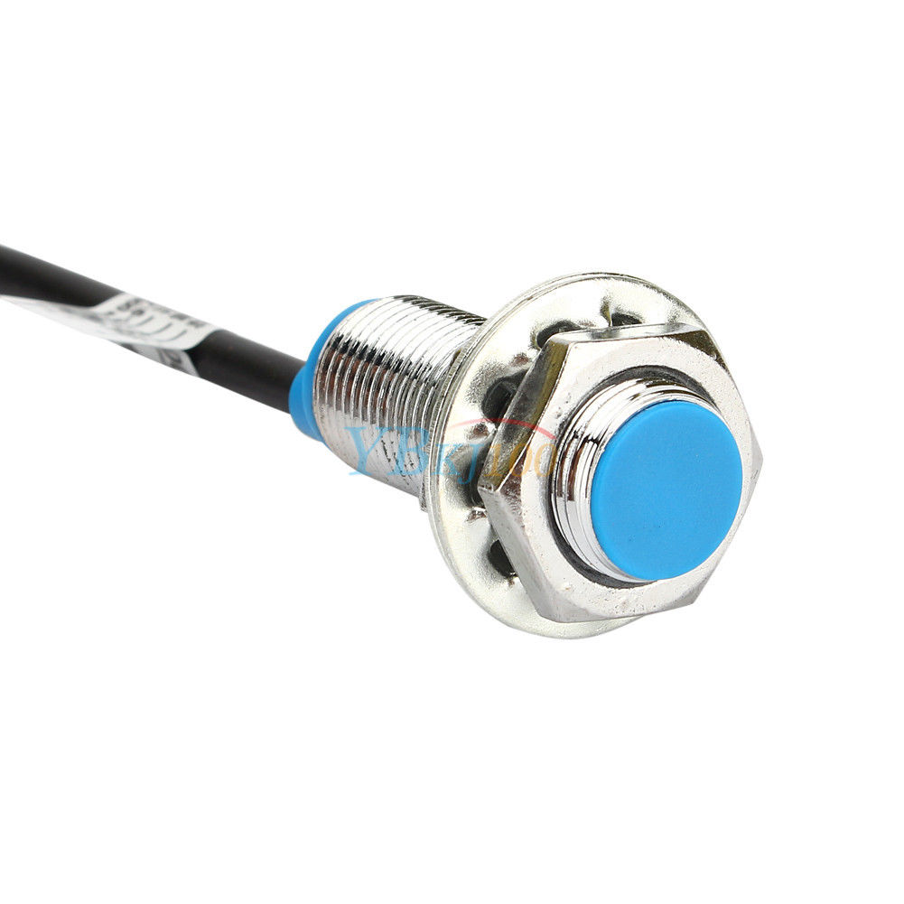 320 KHZ Copper Hall Effect Sensor Proximity Switch NPN 3-Wires ...