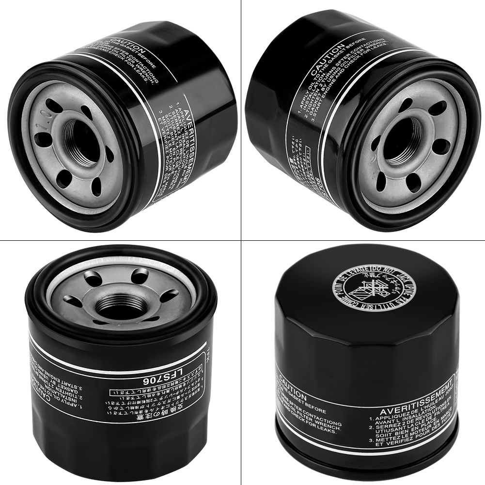 Performance Engine Oil Filter for Suzuki GSXR1000//600//750 GSX-R GSX1300R Hot