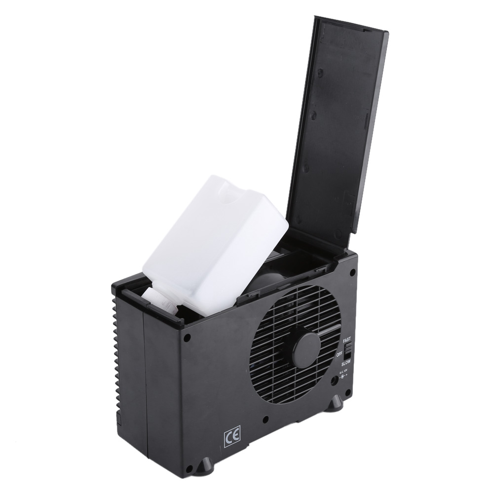 12V Portable Universal Car Cooler Fan Water Ice Evaporative Air