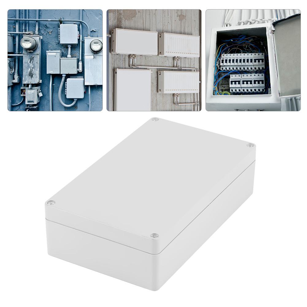 Waterproof Ip65 Abs Junction Box Enclosure Case Diy