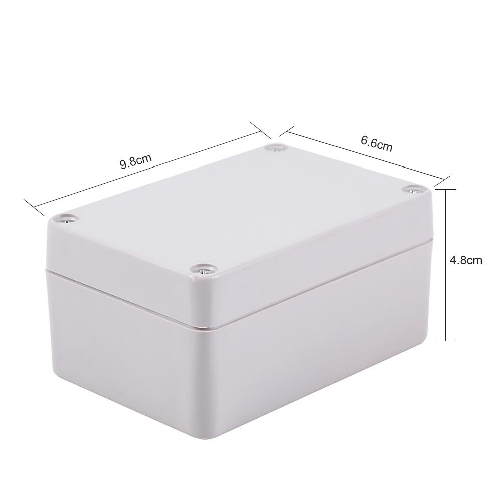 Ip65 Square Waterproof Dustproof Junction Box Plastic
