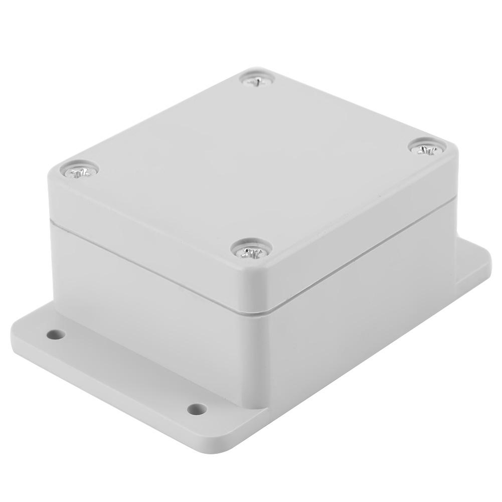 ip65 ip66 waterproof weatherproof junction box plastic electric enclosure case ebay