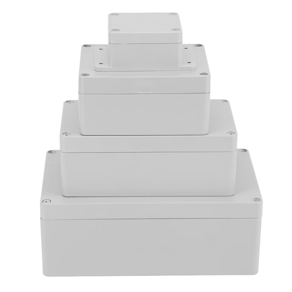 IP65/IP66 Waterproof Weatherproof Junction Box Plastic ... on Outdoor Water Softener Enclosure  id=47689