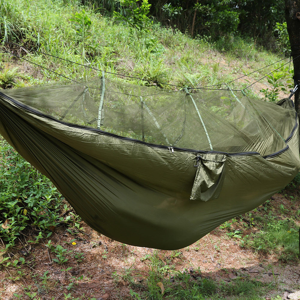 High Strength Hammocks Portable Jungle Camping Hammock